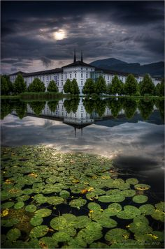Stift #Admont in Styria, Austria