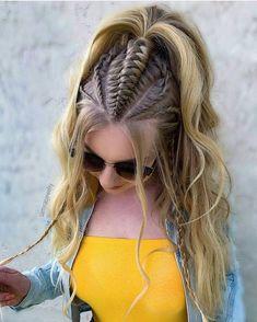 Shoulder Length Twist Braids - 50 Thrilling Twist Braid Styles To Try This Season - The Trending Hairstyle Cool Braid Hairstyles, Chic Hairstyles, Pretty Hairstyles, Updo Hairstyle, Wedding Hairstyle, Hair Wedding, Prom Hairstyles, Curly Hair Styles, Natural Hair Styles