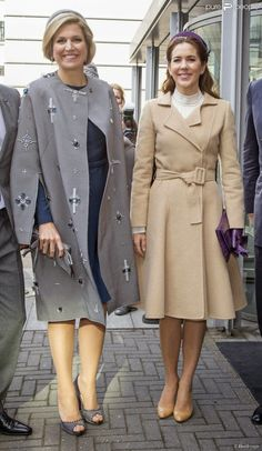 Crown Princess Mary, March 17, 2015