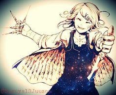 Be your own universe. @Suzuya13Juuzou