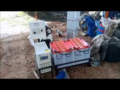 พลังงานแสงอาทิตย์  ทีวี ตู้เย็น เครื่องซักผ้า ปั้มน้ำ พิษณุโลก โดย เสียง...