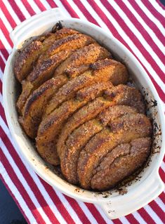 Baked Pumpkin French Toast