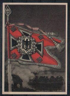 Propagandakarte Drittes Reich - Karte 10