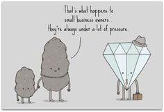 Embrace the pressure! #smallbusiness #success