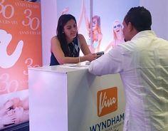 El jurado está compuesto por un miembro del Banco Popular, Don Ricardo Nivar presidente de Normas Tours, Karla Alonzo presidenta del cap&iacute...