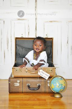 How to adopt a baby from another country?