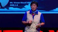 登山挑戰不在踏上頂峰,而是下山的旅途:江秀真 Hsiu Chen Chiang @TEDxTaipei 2015
