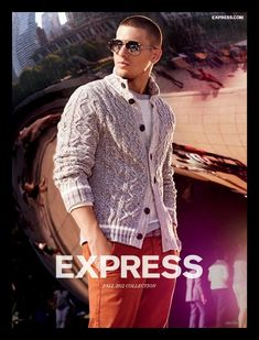 Express Fall 2012 Campaign