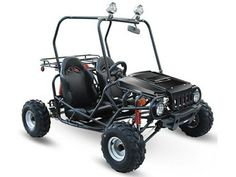 Jeep GoKart is one of the fiances that I want. I would drive it all the time up at my property. I would want one like this because I like how its like a jeep.