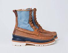 Visvim Grizzly boot