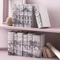 Set of Vive Paris books, $40, available in New York, Washington, and Boston from Bridge Furniture & Props