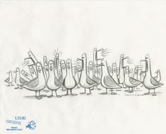 18 Pieces of Finding Nemo Concept Art You've Never Seen