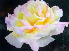 Картины (живопись) : Очаровательная роза
