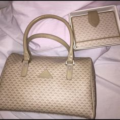 a277831cb5 1980 s Vintage Liz Claiborne Speedy Bag + Wallet From my personal  collection. I have many