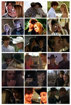 Heartland - Amy and Ty Moments from each episode- Season 3