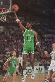 DON COLLINS 1987-1991  Limoges CSP #Limoges #CSP