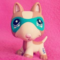 littlest pet shop superhero dog