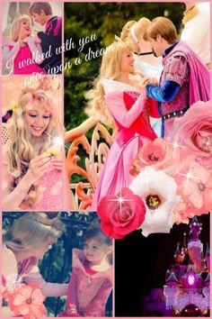 Disney princess オーロラ姫
