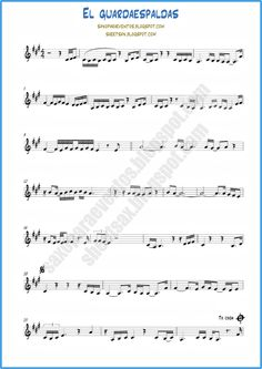 "Partitura del tema ""I will always love you"" (El guardaespaldas) de Whitney Houston | Partituras y pistas para saxo | Sheet music and Play Along for sax Violin Sheet, Violin Music, Sheet Music, Whitney Houston, Always Love You, Ideas, Flute, Violin, Free Sheet Music"