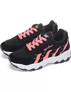 iMaySon iMaySon(TM) Women's Comfortable Casual Shoes Breathable Sports Running Sneaker $33