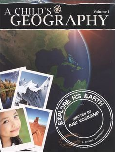 Child's Geography: Explore His Earth w/CD | Main photo (Cover)