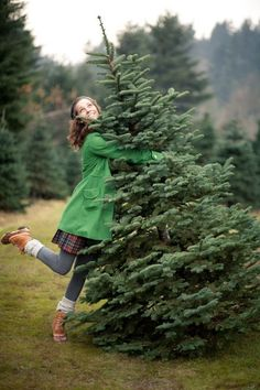 Christmas JOY! Finding the perfect Christmas tree #christmastrees #realchristmastrees