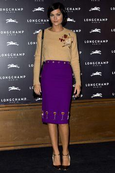 Longchamp Regent Street Grand Opening Party - Arrivals - Pictures - Zimbio