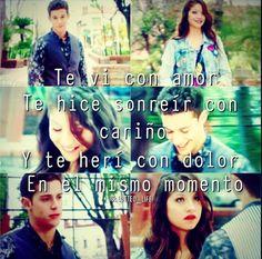 Porque!!!! 😢😢😢😢😢💔💔💔💔 Disney Channel, Soy Luna Lutteo, Son Luna, Goals, Quotes Love, Sevilla, Celebrity, Couples, Wallpapers