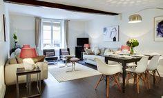 Appartamento Parigi affittasi MARAIS PRESTIGE 04 €250 1 bagno 2°piano ascens.