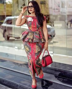2019 African Fashion: Gorgeous and Trendy Asoebi Styles Best African Dresses, Latest African Fashion Dresses, African Print Dresses, African Print Fashion, Africa Fashion, African Attire, Ankara Fashion, African Wear For Ladies, African Women Fashion