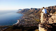 Lion's Head, Table Mountain, Cape Town // hiking trails, travel