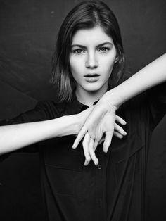 Fresh on the runway Spring 2015: Valery Kaufmann
