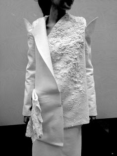 The White Series. Part 3: Alessandra Parolin | Fashion, Projects, Sketchbooks, The White Series | 1 Granary
