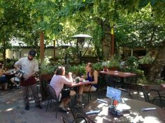 Nicer weather needs to stick around so more people can enjoy our #patio!