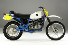 """I have a """"need"""" to put together an airhead enduro bike. Enduro Vintage, Bmw Vintage, Vintage Bikes, Vintage Motocross, Bmw Boxer, Enduro Motorcycle, Bmw Motorcycles, Motorcycle Rides, Motorbike Design"""