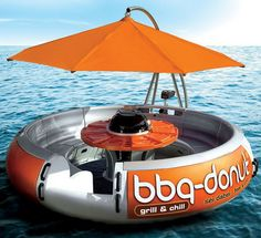 Simply Cool Products - Grill and chill with the BBQ donut