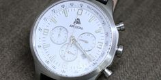 Enter to win a Areion White Chronograph watch   http://www.wristwatchreview.com/giveaways/january-giveaway-areion-white-chronograph/?lucky=1031