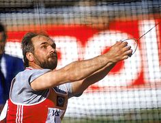 Yuri Sedych world record   ne of the most decorated hammer throwers of all-time, Yuri Sedykh's ... WR hammer throw 86.74 Stuttgart 1986-08-30.
