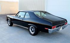 1972 CHEVROLET NOVA CUSTOM 2 DOOR POST COUPE - Barrett-Jackson Auction Company - World's Greatest Collector Car Auctions