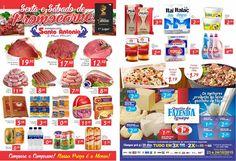 Encartes de Supermercados: Encarte Santo Antônio - válido até 24/10
