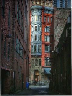Pioneer Square - Seattle, WA