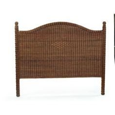 Eastern Shore Wicker Headboard