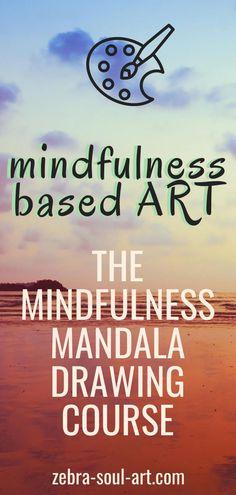 Decrease your stress and anxiety through mindfulness! Dive into a creative journey to Mindfulness today! Creating your own Mandala from scratch can help you with the following:Calm your mindFeel centered and groundedEnhance greater awareness of self Reduce stress and anxiety levelsLower your blood pressureIncrease  health and well-beingIncrease your self esteem because you have created something unique....and so much more!#onlinecourse #mandala Health Anxiety, Stress And Anxiety, Drawing Course, Art Therapy Activities, Soul Art, Mandala Drawing, Self Awareness, Reduce Stress, Teaching Art