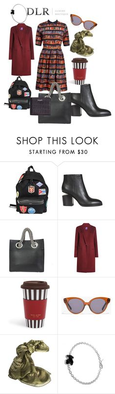 """""""Welcome Promo Code DLR15"""" by sallytcrosswell on Polyvore featuring Yves Saint Laurent, Alexander Wang, Theory, Henri Bendel, Madewell, Borbonese and TOUS"""