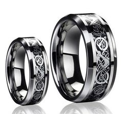 Tungsten Rings - If you want to buy Tungsten Rings online - please visit TribalJewelry.Com and buy Tungsten Rings online for his and her.