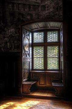 """Where the knight had a date with his maiden... Castle """"Schloss Burg"""", Bergisches…"""