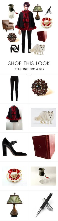 """decisions, decisions"" by seasidecollectibles ❤ liked on Polyvore featuring Gucci, National Geographic Home, Gianvito Rossi, Quoizel, Aspinal of London, contemporary and vintage"