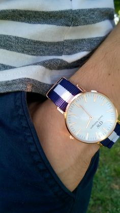 My New Daniel Wellington Watch