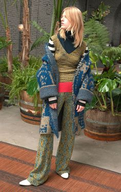 Missoni Pre-Fall 2018 Lookbook, Runway, Womenswear Collections at TheImpression.com - Fashion news, street style, models, accessories