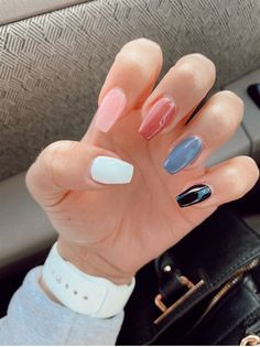 Fashion trends fake Nails, chrome Nails, bright Nails, Nails ideas, n. Bright Nails, Neutral Nails, Pastel Nails, Purple Nails, Black Nails, Orange Nails, Bright Colored Nails, Cute Pink Nails, Cute Short Nails
